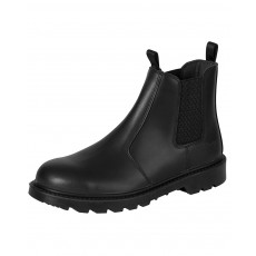 Hoggs of Fife Men's Classic D2 Dealer Boots (Black)