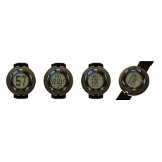 Optimum Time Rechargeable Event Watch (Black)