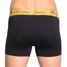 Derriere Equestrian Men's Performance Padded Shorty (Black)