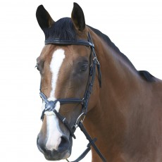 Mark Todd Padded Grackle Bridle (Black)