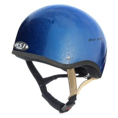 Gatehouse HS1 Jockey Skull Hat (Blue Special Ed.)