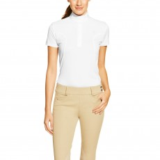 Ariat (Sample) Women's Aptos Show Top (White)