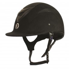 Gatehouse Conquest MKII Riding Hat (Black Glitter)
