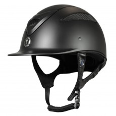 Gatehouse Conquest MKII Riding Hat (Matt Black)