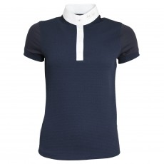 Mark Todd Women's Alicia Competition Polo Shirt (Navy)
