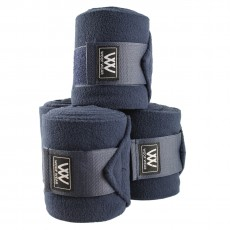 Woof Wear Polo Bandages Set of 4 (Navy)