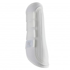 Woof Wear Single Lock Brushing Boots (White)