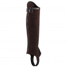 Ariat Adults Concord Half Chaps (Chocolate)