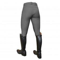 Mark Todd Women's Coolmax Grip Breeches (Grey)