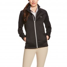 Ariat Women's Saga Full Zip (Black)