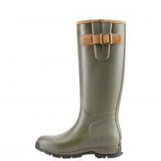 Ariat Women's Burford Wellington Boots (Olive Green)