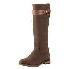 Ariat Women's Stoneleigh Waterproof Boots (Java Brown)