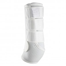 Woof Wear Dressage Wraps (White - Shop Soiled)