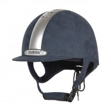 Champion Ventair Riding Hat (Navy)