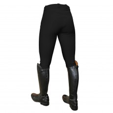 Mark Todd Women's Coolmax Grip Breeches (Black)