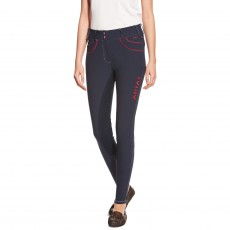 Ariat Women's FEI Olympia Acclaim Full Seat Breeches (Navy)