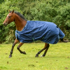 Bucas Smartex Turnout Medium Rug Blue
