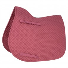 HyWITHER Competition All Purpose Saddle Pad (Cabernet)
