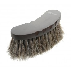 HySHINE Deluxe Half Round Brush With Horse Hair