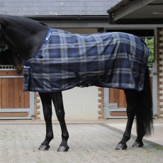 Bucas Celtic Stable Medium Rug Tartan