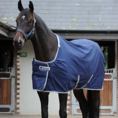Bucas Celtic Stable Light Rug (Navy)