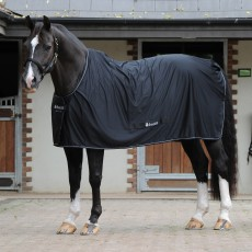 Bucas Shamrock Power Cooler Rug Black