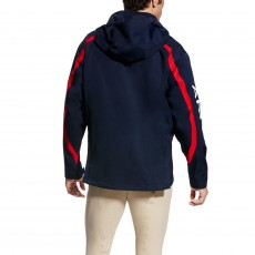 Ariat Men's Team II Waterproof Jacket (Navy)
