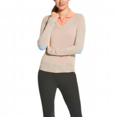 Ariat Women's Ramiro Sweater (Oatmeal Heather)