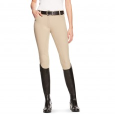 Ariat Women's Heritage Elite Full Seat Breeches (Tan)