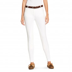 Ariat Women's Heritage Elite Full Seat Breeches (White)