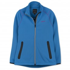Musto Women's DWR Zip Through Sweat (Atlantic Blue)