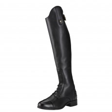 Ariat Women's Heritage Contour II Tall Field Zip Boots (Black)