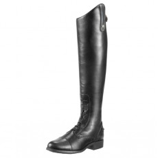Ariat (Unboxed) Women's Heritage Contour Tall Field Zip Boots (Black)