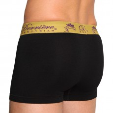 Derriere Equestrian Men's Performance Shorty (Black)