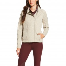 Ariat Women's Regency Full Zip (Oatmeal)
