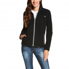 Ariat Women's Basis Full Zip (Black)