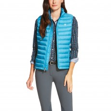 Ariat Women's Ideal Down Vest (Barrier Teal)