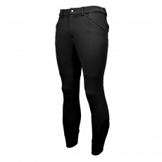 Mark Todd Men's Vincent Breeches (Black)