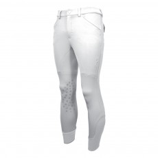 Mark Todd Men's Vincent Breeches (White)