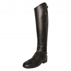 Mark Todd Women's Tall Synthetic Field Boots (Black)