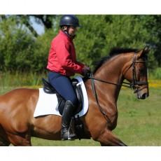 Griffin Nuumed HiWither Everyday Fishtail Saddlepad (Dressage)