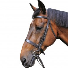 Mark Todd Hunter Bridle (Black)