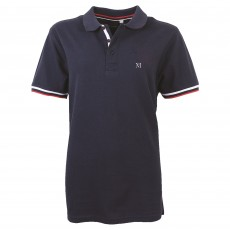 Mark Todd Men's Arthur Polo Shirt (Navy)