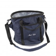 Mark Todd Sports Luggage Grooming Bag (Navy/Silver)
