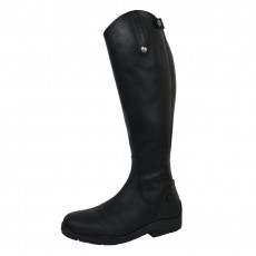 Mark Todd Adults Fleece Lined Tall Winter Boot (Black)
