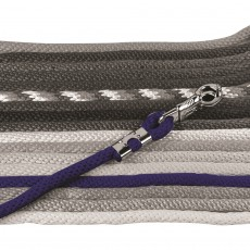 Mark Todd Brass Clasp Lead Rope (Navy)