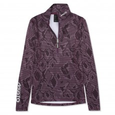 Musto Women's Cross Country Printed Top (Damson Print)