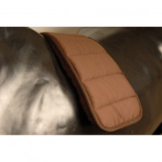 Griffin Nuumed Roller/Surcingle Pad with Luxury Wool Underside
