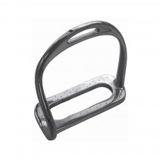 JHL Pro Steel Bent Leg Safety Stirrups