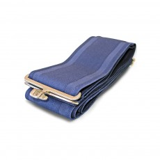 JHL Elastic Surcingle (Navy)